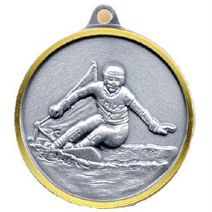 Bulk Purchase - Snowboarding Brass Medal - 316