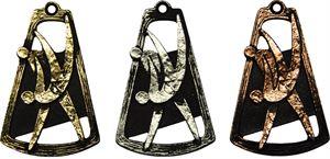 Cone Frame Martial Arts Medal - MTL775