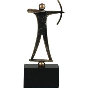 Archery Figure Trophy - BET023