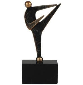 Martial Arts Figure Trophy - BET037