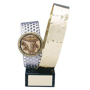 Triathlon Circuit Handmade Metal Trophy - CD71-145