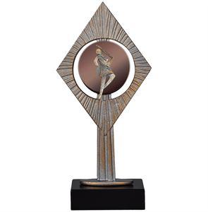 Majorette Diamond Plaque Trophy - BEL421A-245