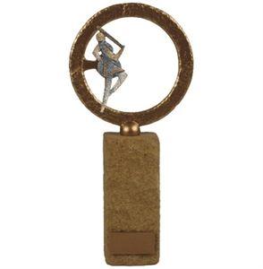 Sandstone Pillar Majorette Trophy - HTB374-245
