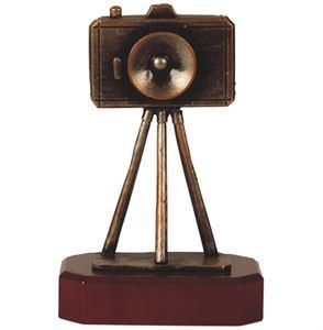 Camera Pewter Trophy - BEL200