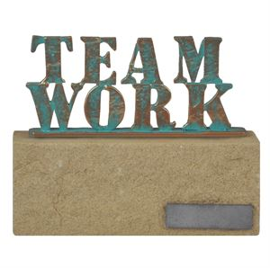Sandstone Team Work Trophy - BEZ732