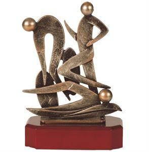 Triathlon Pewter Trophy - BEL275