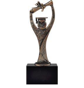 Bulk Purchase - Gold Pewter Bird Trophy - BEL754