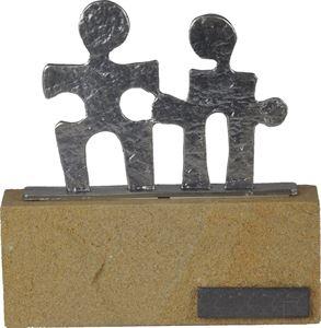Sandstone Jigsaw Trophy - BEZ760