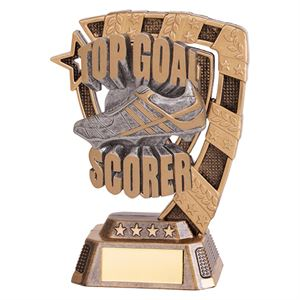 Euphoria Top Goal Scorer Football Trophy Small - RF18147A
