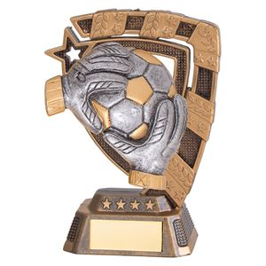 Euphoria Football Goalkeeper Trophy Small - RF18141A