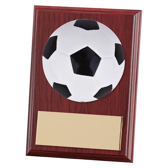 Horizon Football Plaque - PL19503