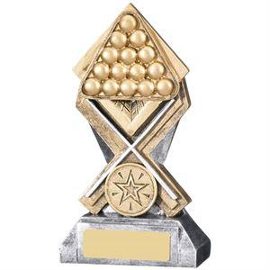Diamond Extreme Snooker / Pool Trophy - RM472