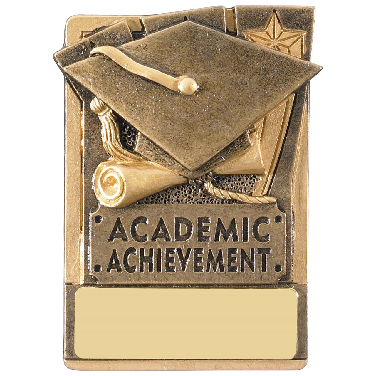 Mini Magnetic Academic Achievement Award - RK023