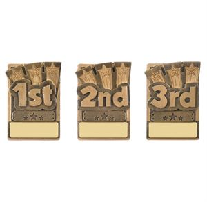 Mini Magnetic 1st, 2nd & 3rd Place Award - RK013/ RK015/ RK017