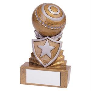 Shield Mini Lawn Bowls Award - RF19101