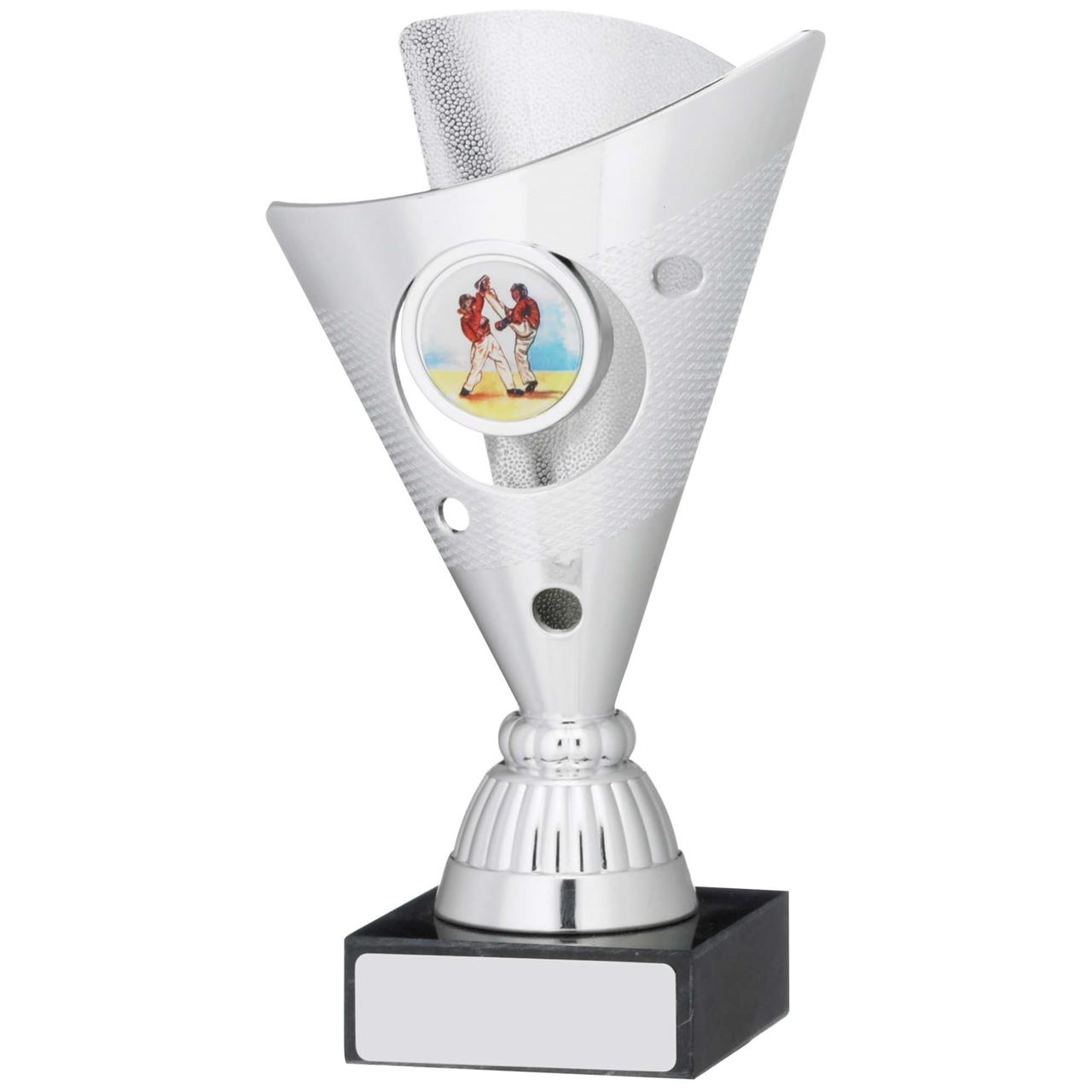 Gold Flare Cup Trophy - A0851B