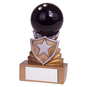 Shield Mini Ten Pin Bowling Award - RF19097