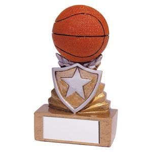 Shield Mini Basketball Award - RF19099