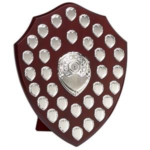 Triumph Silver Annual Shield - W284X