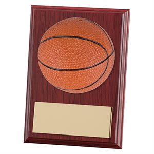 Horizon Basketball Plaque - PL19500