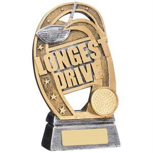 Longest Drive Golf Award - RG016