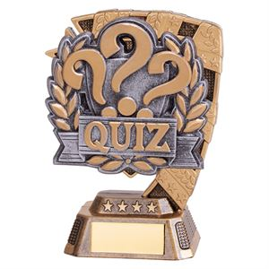 Euphoria Quiz Trophy Small - RF19185A