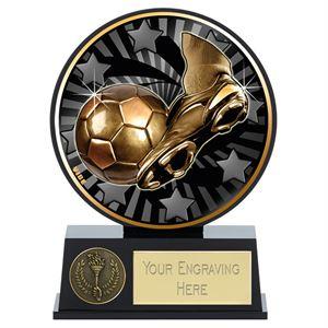 Vibe Mini Football & Boot Trophy - PK139