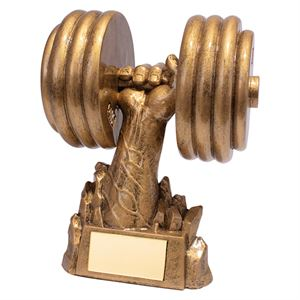 Power! Weightlifting Trophy - RF19089