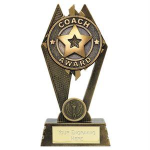Peak Coach Award Football Trophy - PK235A