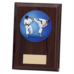 Phantom Martial Arts Karate Plaque - PL19531