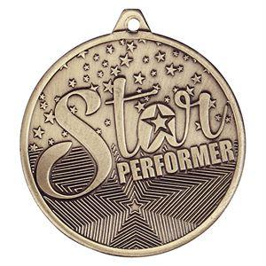 Cascade Star Performer Medal  - MM19038G
