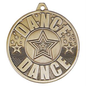 Cascade Dance Medal - MM19041G