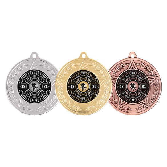 Caesar Iron Medal 45mm - MM19168