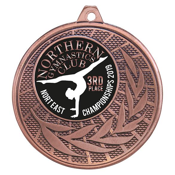 Bronze Augustus Iron Medal - MM19162B