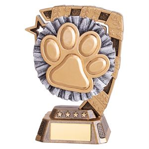 Euphoria Paw Trophy Small - RF19063A