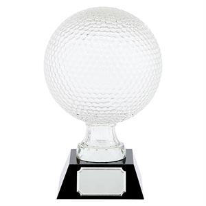 Supreme Golf Crystal Award - CR19156