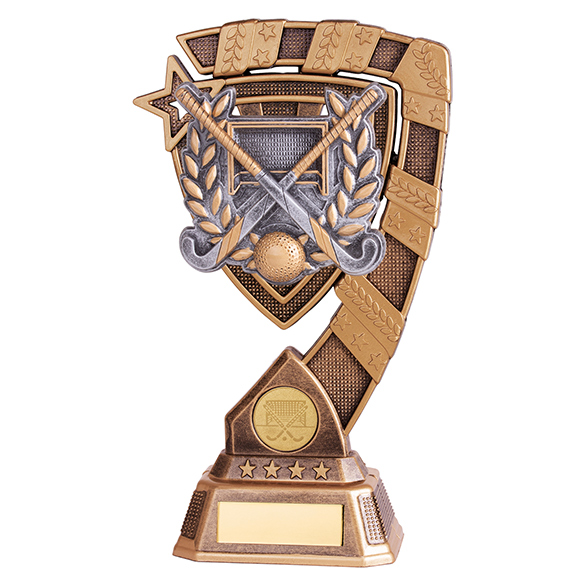 Assembly Required Hockey Trophy Free Engraving