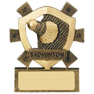 Badminton Mini Shield - RM625