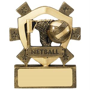 Netball Mini Shield - RM629
