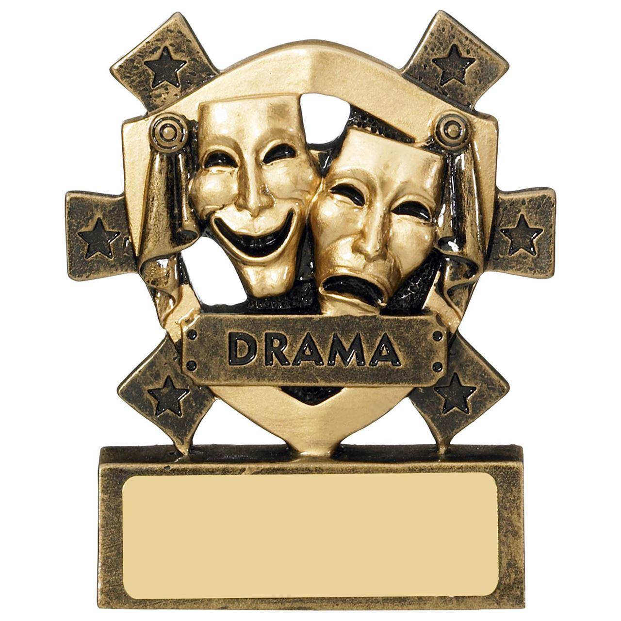 Drama Mini Shield - RM661