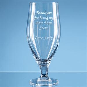 Stelara Beer Glass CRA3 - 205mm/ 0.6ltr