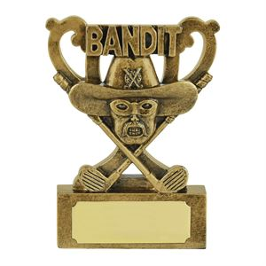 Golf Bandit Mini Cup Award - SMC020