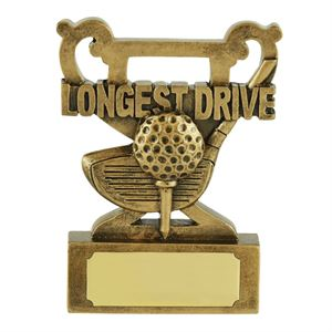 Golf Mini Cup Longest Drive Award - SMC021