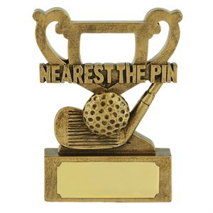 Golf Mini Cup Nearest The Pin Award - SMC023