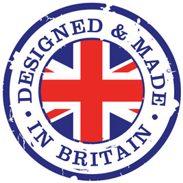 Designed & Made in Britain