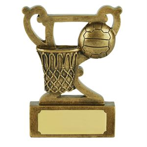 Netball Mini Cup Award - SMC041