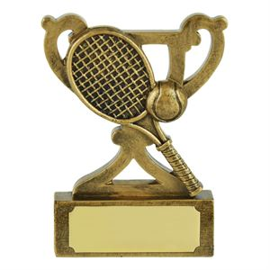 Tennis Mini Cup Award - SMC046