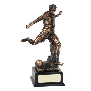 Bronze Plated Footballer Award - RW01