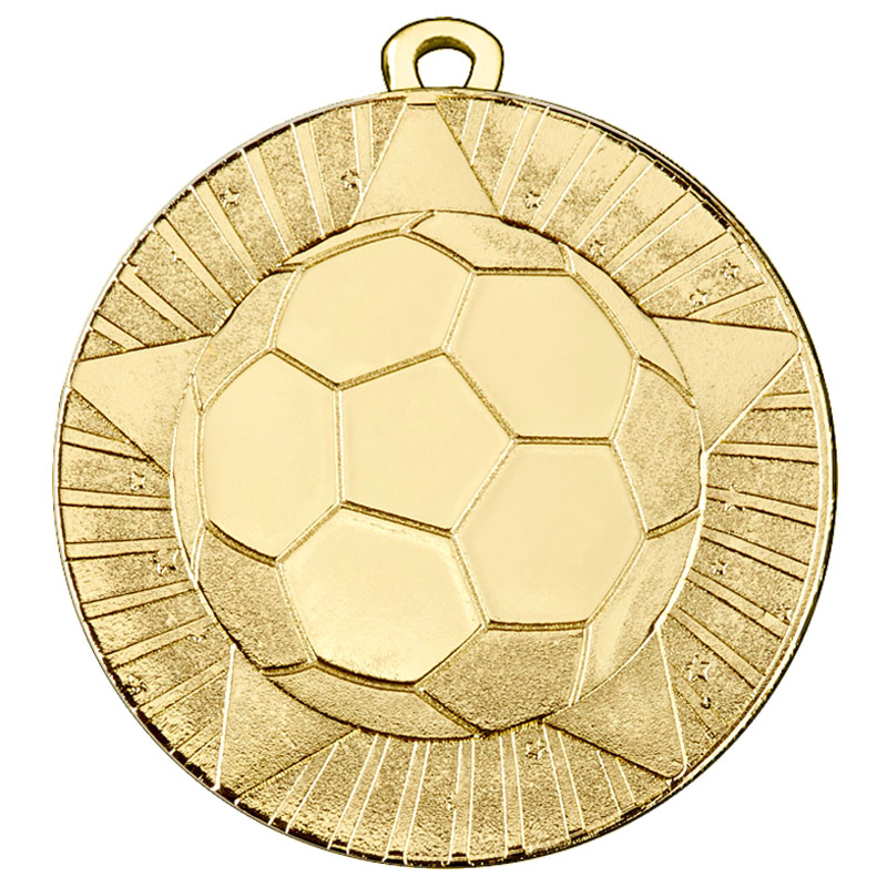 State Football Medal - AM1202.01