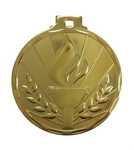 Budget Torch Medal
